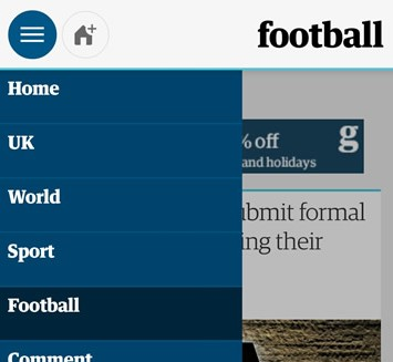 Fonte: GUARDIAN - Android